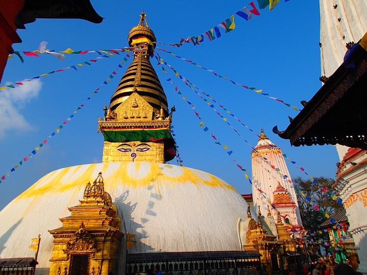 shayambhunath stupa