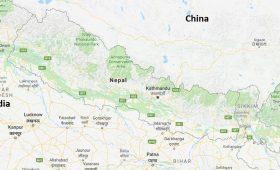 where nepal lies