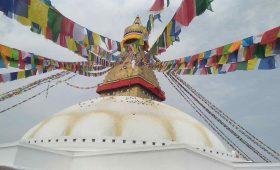 the great boudha stupa