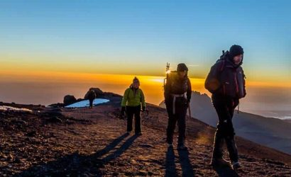 Machame Route photo