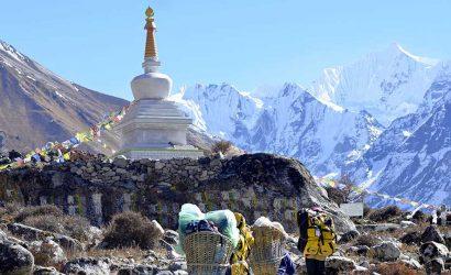 choose a trek in Nepal